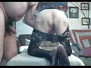 Someone Fucking Granny's Beautiful Ass