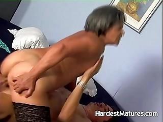 vast hairy granny snatch fucked