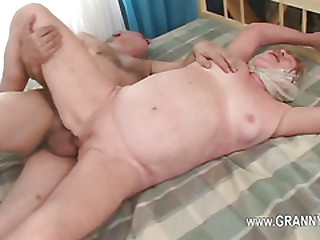 divinely hot and sexy granny with my brother