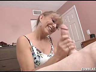 Granny Loves Big Cocks