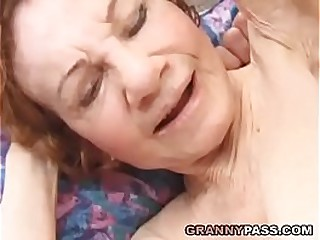 Very Old Granny Gets Destroyed