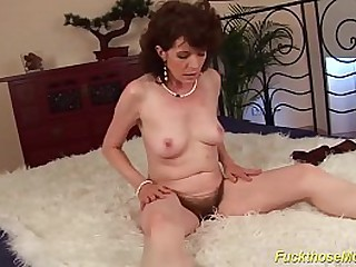 horny granny needs a young strong dick