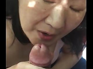 Japanese Granny Needs Random Dick