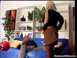 Fuckin At 50 #17 - Edwige - My granny is a horny old slut!