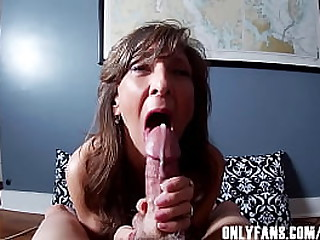 Granny Loves Cum Suck and Swallow Compilation