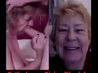 Cheating Cathy Cock Sucking Cathy BBW Slut Granny Loves Sucking Off Strangers Cocks