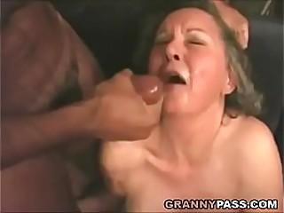b. granny gangbang