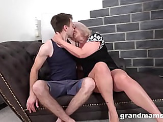 Monique Fucks her Toy Boy