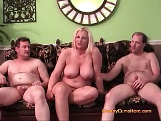 Our Slutty Granny Can Fuck with The Best of Them
